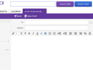 Yahoo Mail Send Email