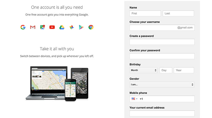 how to clean up gmail suggestions