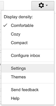 Canned Replies Gmail