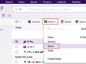 How to Block Emails from Unwanted People in Yahoo Mail